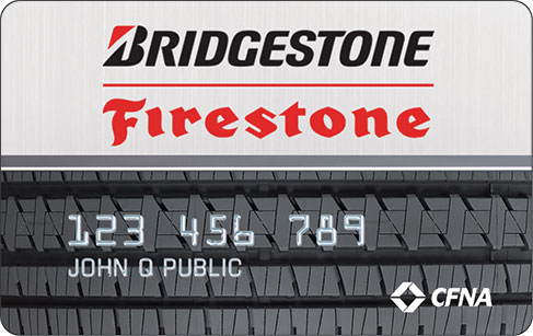 Bridgestone Credit Card Payment