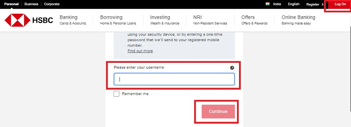 Complete Guide on HSBC Card Login