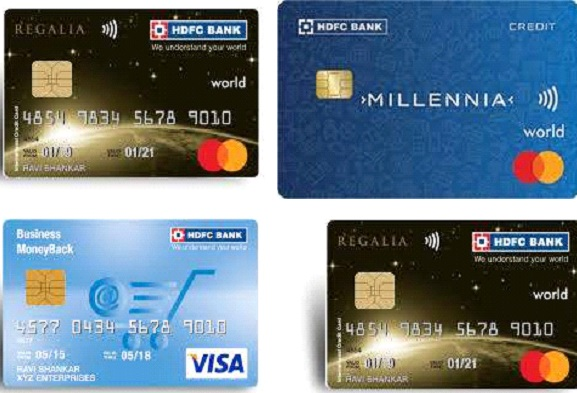 HDFC Credit Card Login Guide