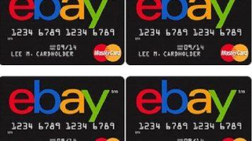 eBay Credit Card Application Process