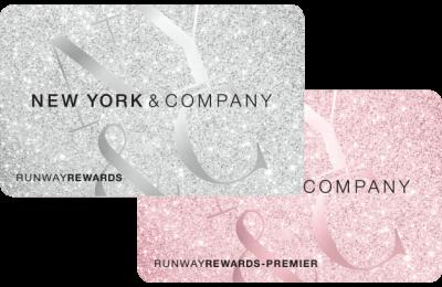 New York and Company Credit Card Login