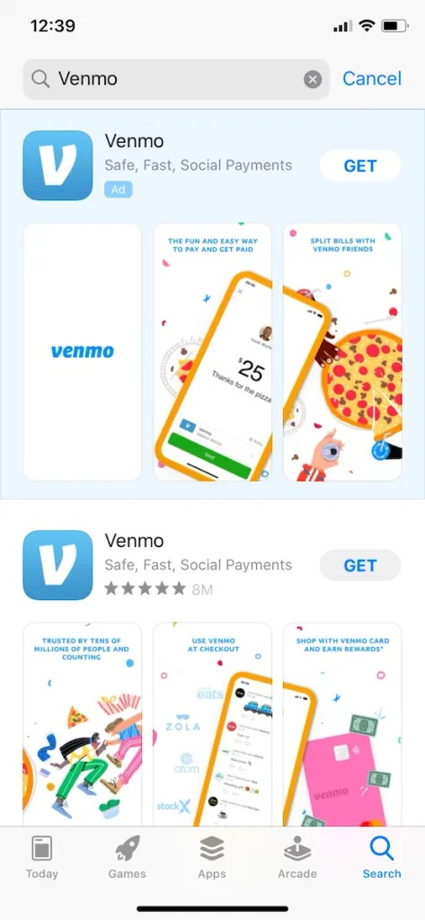 Venmo Application and Login Guide