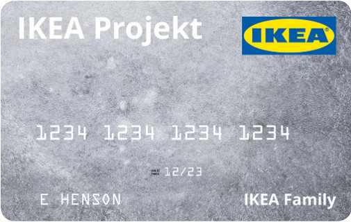 Ikea Card Login