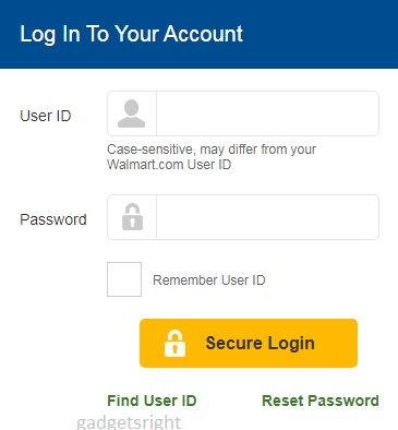 Walmart Money Card Registration Process