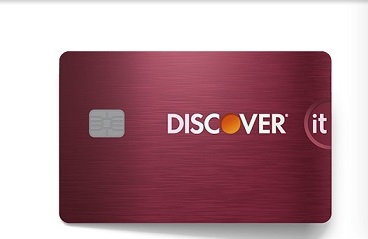 Discover it Cash Back CreditCards