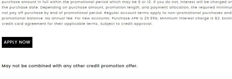 Calico Credit Card