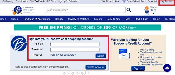 Boscovs Store Credit Card Review and Login Guide