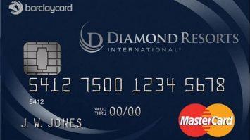 Diamonds International Credit Card