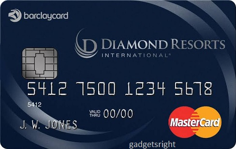 Diamonds International Credit Card