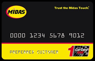 Midas Credit Card Review