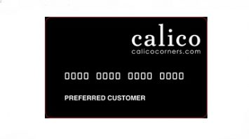 Calico Credit Card