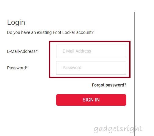 FootLocker Credit Card
