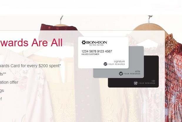 Bon-Ton Credit Card Login and Payment