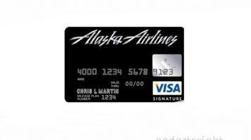 Alaska Airlines Visa Card Login and Payment