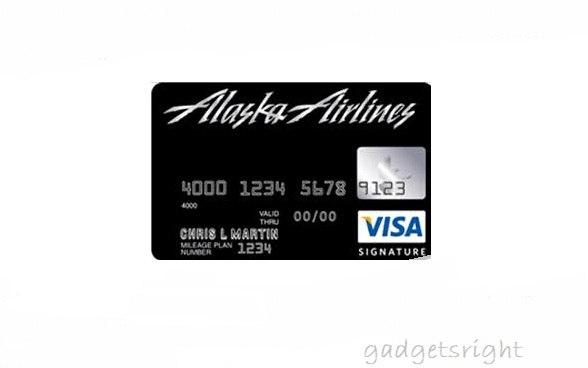 Alaska Airlines Visa Card Login and Payment