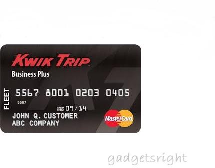 Kwik Credit Card Review