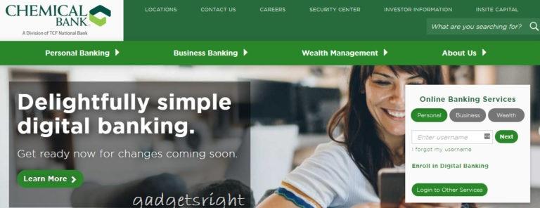 Chemical Bank Credit CardLogin