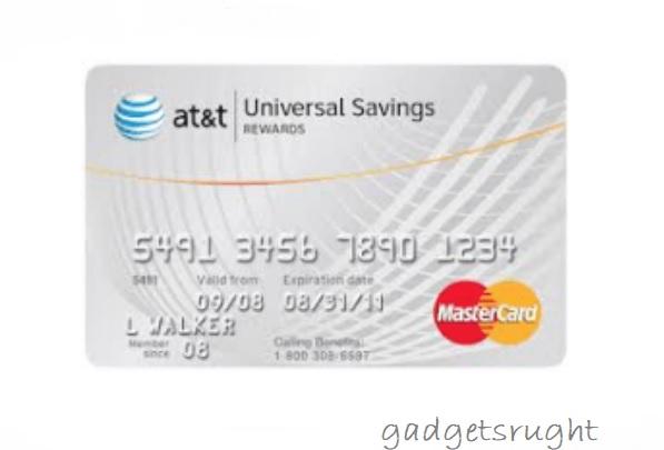 AT&T Universal Credit Card