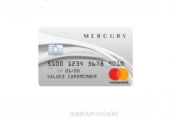 Mercury Credit Card Login, Benefits and Payment