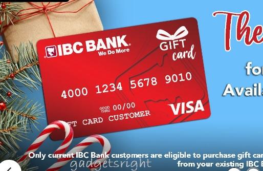 First Bank IBC Credit Card Login