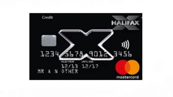 Add My Halifax Credit Card to Online Banking