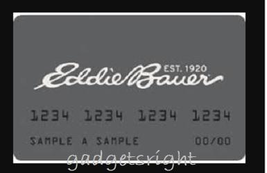 eddie bauer card