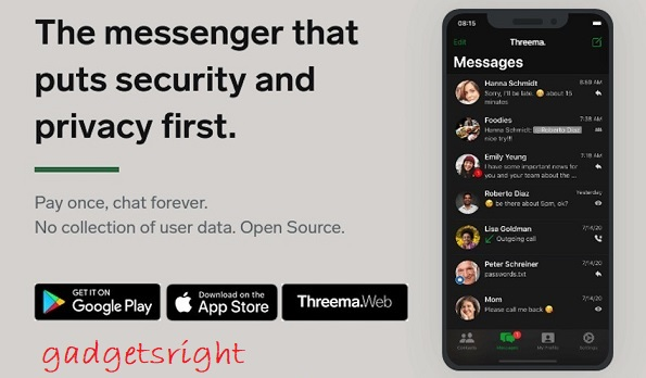 Threema App, Most Secure Messaging App