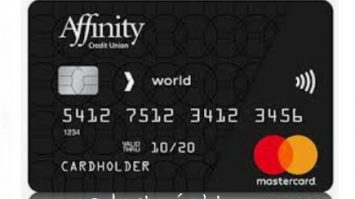 Affinity Credit Card Review and Payment
