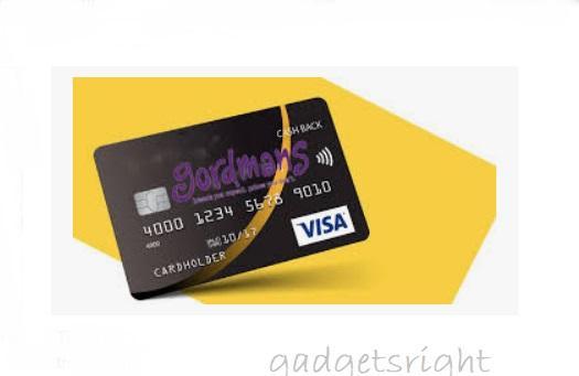 Gordmans Credit Card Review