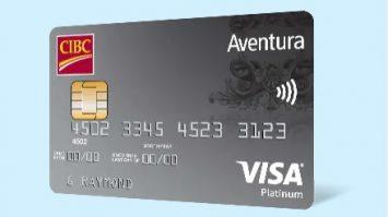 Aventura Visa Card