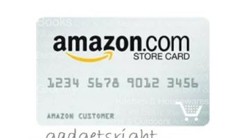 Amazon Store Card Review and Payment