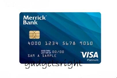 Merrick Credit Card