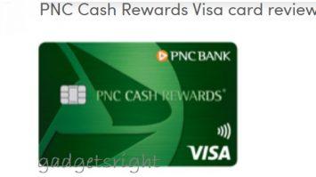 PNC Cash Rewards Visa Card Reviews