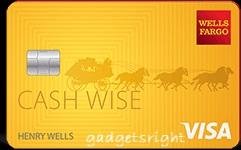 Cash Wise Visa® Card