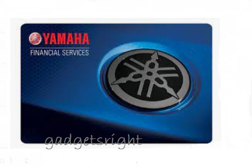 Yamaha Credit Card Review