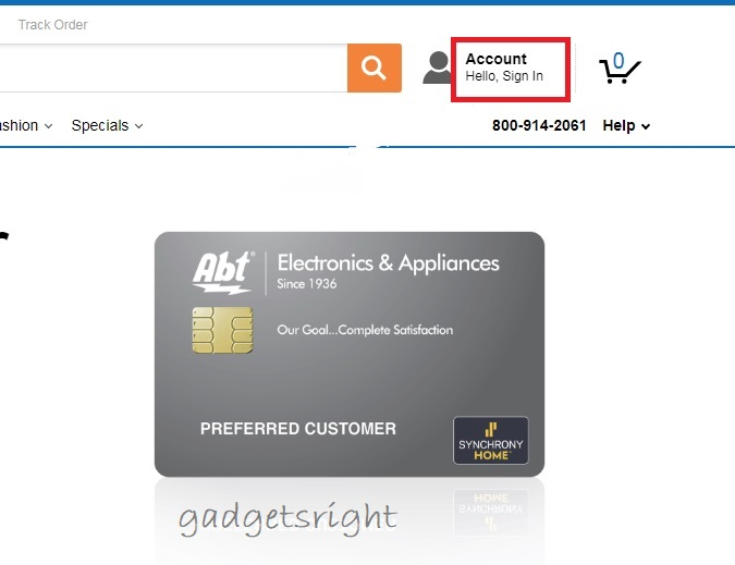 ABT Card Review and Payment