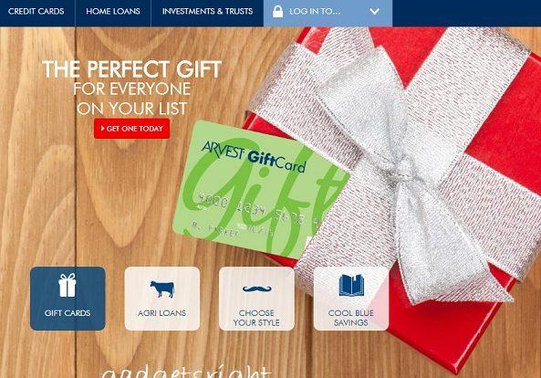 Arvest Credit Card