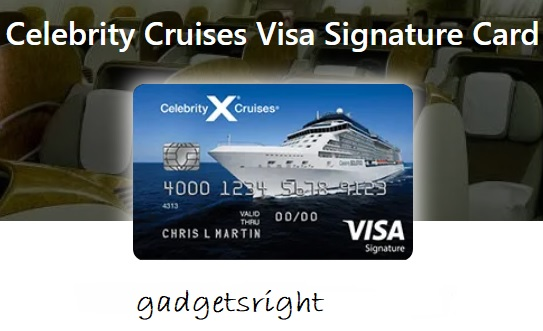Celebrity Cruises Credit Card Review