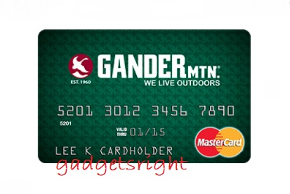 Gander Mountain Credit Card Review and Payment