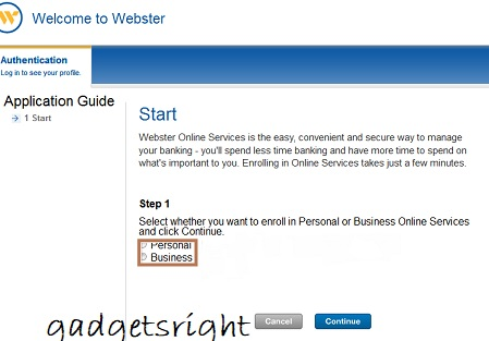 Webster Bank Review and Online Application