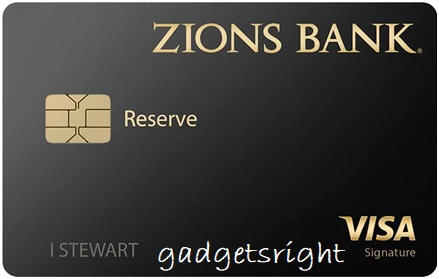 Zions Bank Credit Card