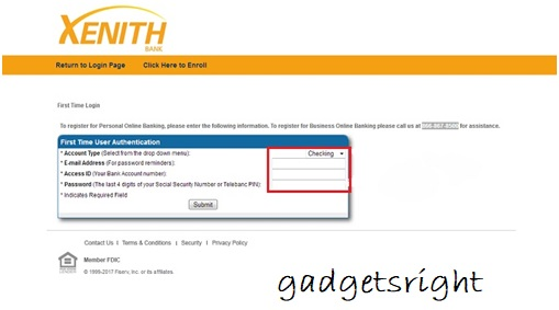 Xenith Bank Review and Online Banking Account