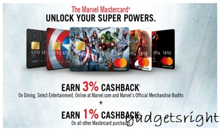Marvel Credit Card Review and Application