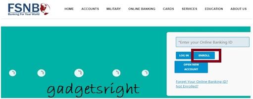 FSNB Bank Online Application