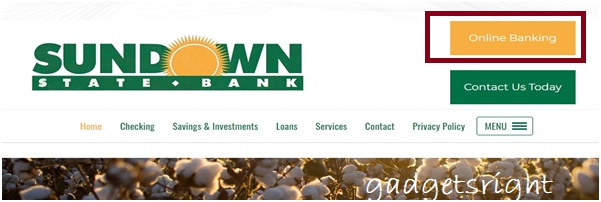 Sundown Bank Review and Internet Banking